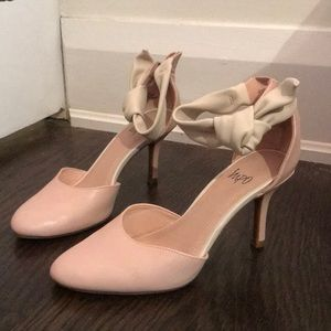 Heels with Bow